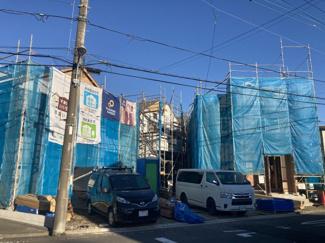 4,190万円~4,990万円の5棟現場全体現地になります。車通りは少なく、北側建物も会社さまの寮になっているため嫌悪部分が少ないです。ゆとりのある土地と建物で新生活いかがでしょうか。