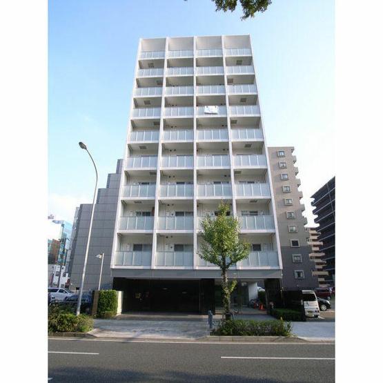 【外観パース】スパシエ・エル新横浜