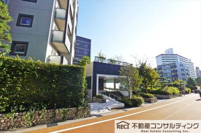 【外観】グランベース芦屋川ロジュマン