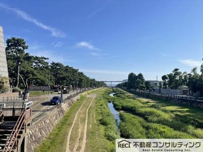 【周辺】グランベース芦屋川ロジュマン