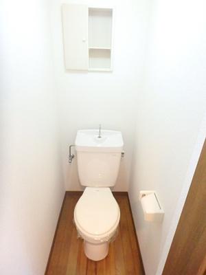 【トイレ】四ツ池マンション