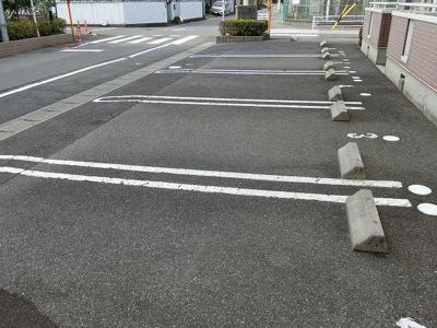 【駐車場】グランドエイト・K