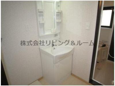 【洗面所】ミヨヒコHK-GⅡ