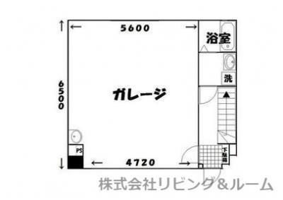 【区画図】ミヨヒコHK-GⅡ