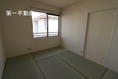 【居間・リビング】ガーデンハイツ緑ヶ丘2D