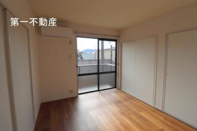 【寝室】ガーデンハイツ緑ヶ丘2D