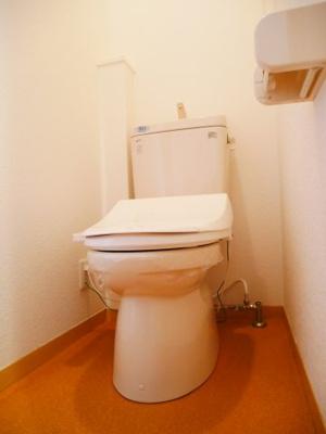 【トイレ】パークコート篭上A棟