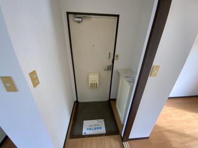 ※退去前につき、別部屋のものになります。