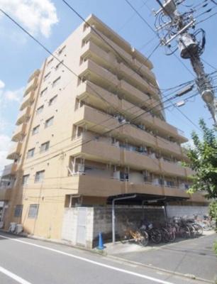 ライオンズマンション東長崎第2の外観です。