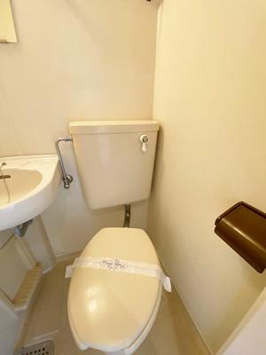 【トイレ】カサブランカ初芝
