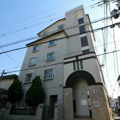 【外観】レオーネ寺田町東