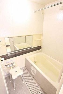 【浴室】グランコピエ広尾