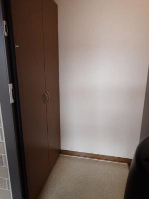 【玄関】コーポファミーユH