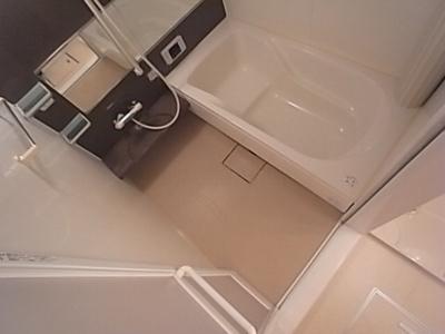 【浴室】D-room美田