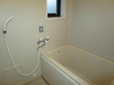 【浴室】コーポ一越