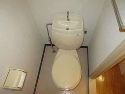 【トイレ】コーポ一越