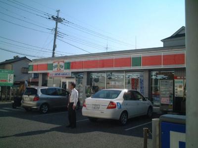 サンクス川越霞ケ関店まで832m