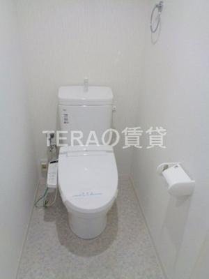 【トイレ】エルファーロ小竹向原