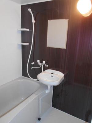 【浴室】ダイヤハイツ山手