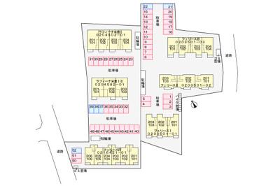 【地図】フェリースI