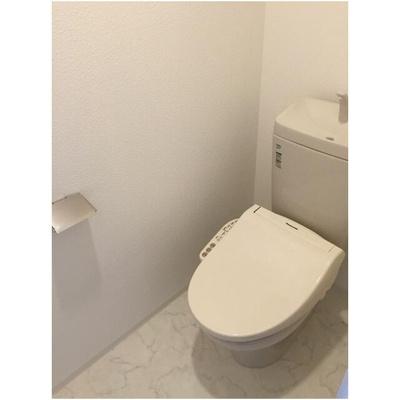 【トイレ】コンフォリア上野入谷