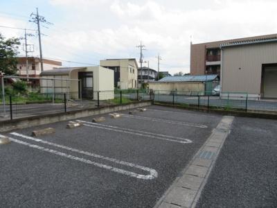 【駐車場】メゾン・ポピュレール