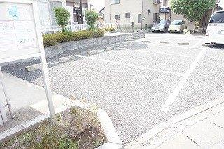 【駐車場】メゾン プリムローズ
