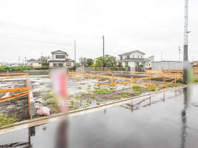 【外観】新築分譲住宅 狭山市柏原15期 全6棟(3号棟)