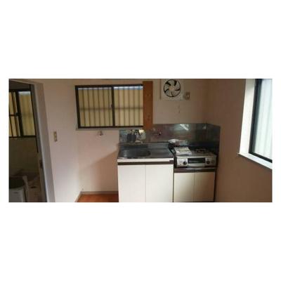 【キッチン】ハイツ35