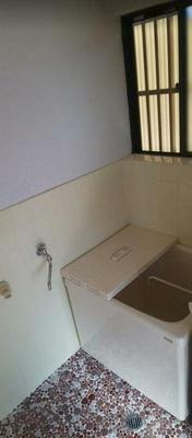 【浴室】ハイツ35