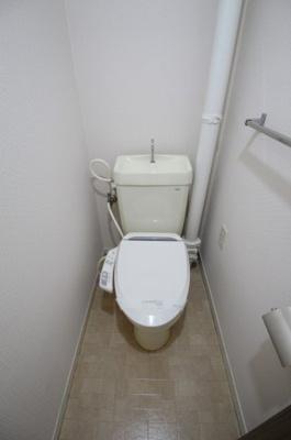 【トイレ】吉山マンション