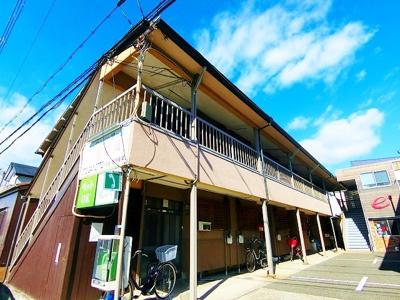 【外観】エーワハイツ緑ヶ丘