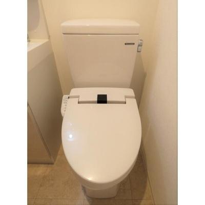 【トイレ】レジデンツア西神奈川