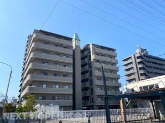 【リブコート武庫川】地上8階建 総戸数28戸 ご紹介のお部屋は4階部分です♪