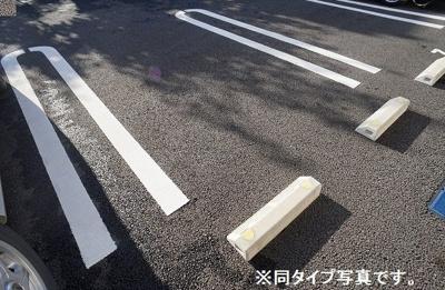 【駐車場】吉見町久保田アパート