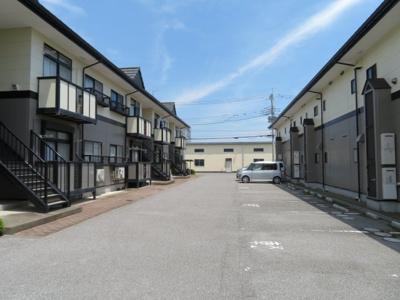 【駐車場】ニューエリール篠塚C