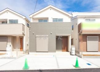 千葉市若葉区小倉町 新築分譲住宅 ※現地外観写真です。