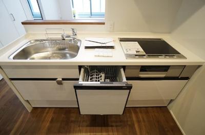 食洗機付きのキッチン☆