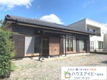 岐阜市岩田西 平屋の中古住宅 囲炉裏のあるお家!敷地面積81坪!お庭スペース、お車スペースもゆったりの画像