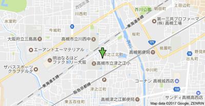 【地図】ひまわり公園マンション (株)Roots