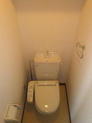 【トイレ】ガラ・シティ蔵前