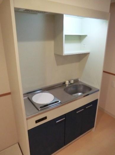 【キッチン】エルスタンザ中野新井