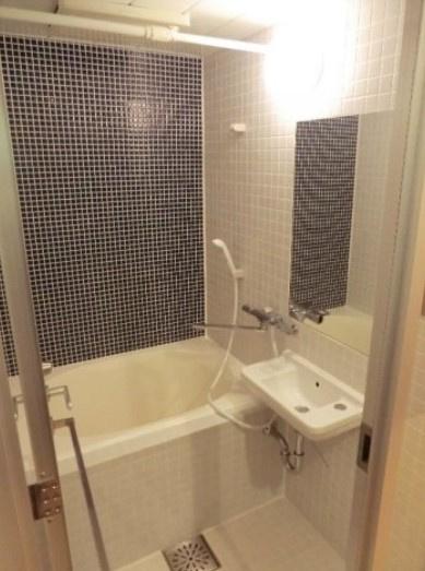 【浴室】エルスタンザ中野新井