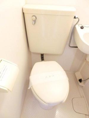 【トイレ】ベルトピア行田1
