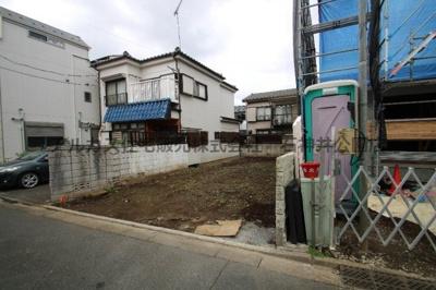 【外観】練馬区貫井3丁目 土地 西武池袋線 富士見台