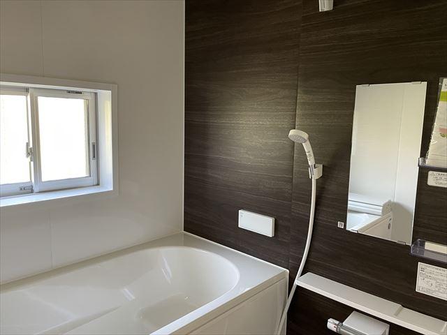 【浴室】南箕輪村・リノベーション住宅
