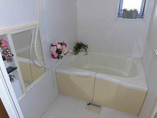 【浴室】Pomme de Pin B棟