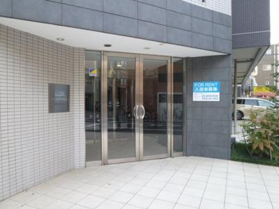 【エントランス】KDXレジデンス入谷(旧ミテッツァ入谷)
