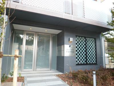 【エントランス】スカイコート渋谷北参道