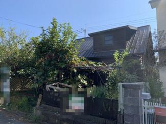 【外観】永田琵琶湖近くログハウス